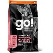 GO! Solutions Carnivore Grain Free Salmon + Cod Recipe 1.6kg