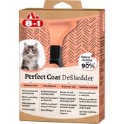 8in1 Perfect Coat DeShedder Cat