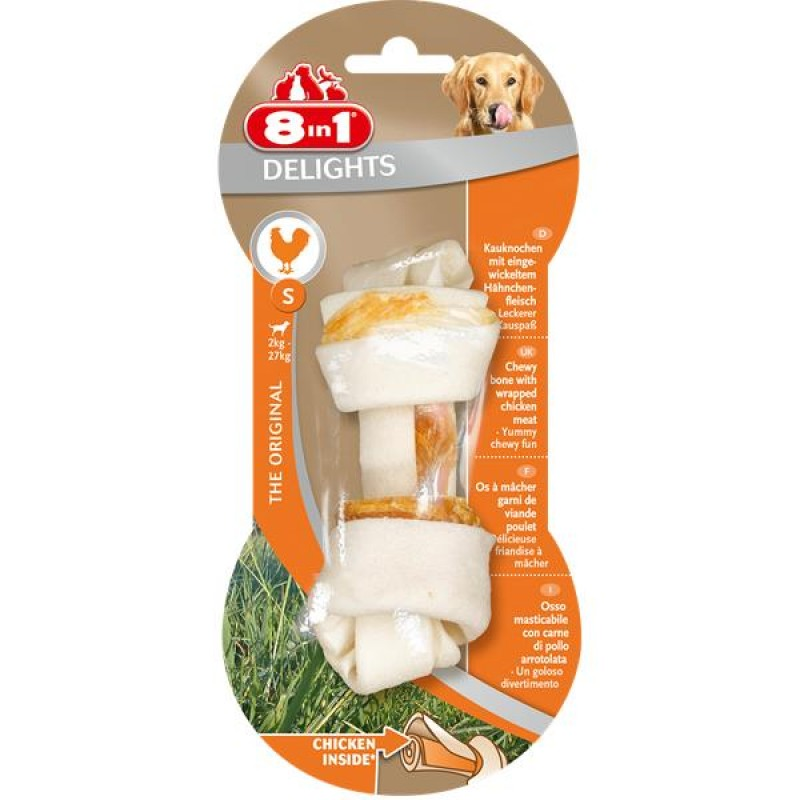 8in 1 Delights Bone S