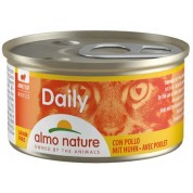 Daily Mousse With Chicken / κοτόπουλο 85g