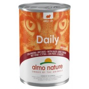 Almo nature Daily Grain Free Recipe with duck 400g