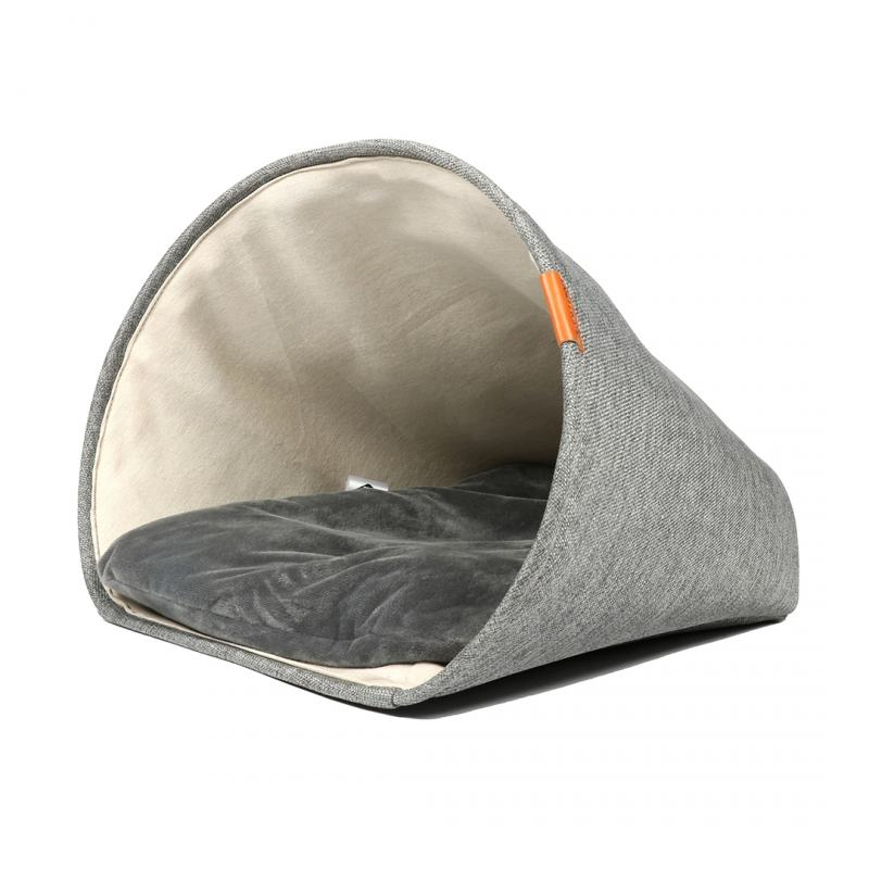 D&D Cuddly cave scott Grey/Φωλιά