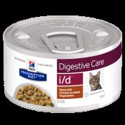 Prescription Diet i/d Chicken Vegetables 82g