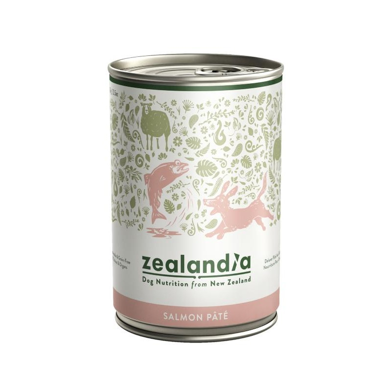 Zealandia SUSTAINABLE NZ SALMON/Σολομός